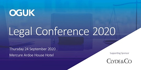 Legal Conference (24 September 2020) tickets