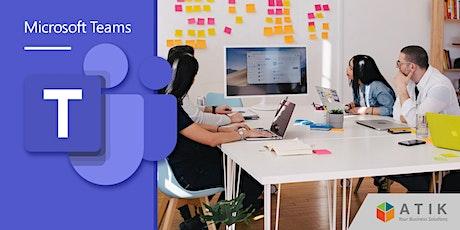 I vantaggi nell'utilizzo di Microsoft Teams biglietti