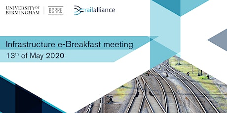 Rail Alliance - Infrastructure Breakfast e-meeting tickets