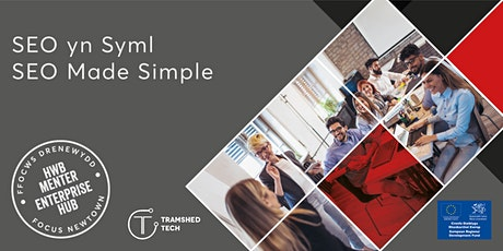 SEO Made Simple | SEO Yn Syml tickets