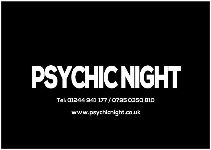 Psychic Readings Event The Moon Under Water, Manchester image