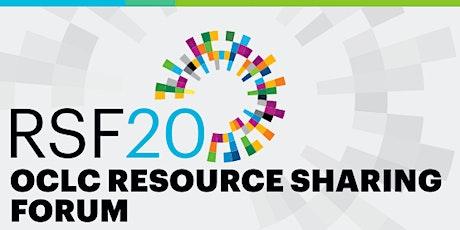 OCLC Resource Sharing Forum 2020 entradas