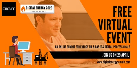Digital Energy Virtual Summit 2020 tickets