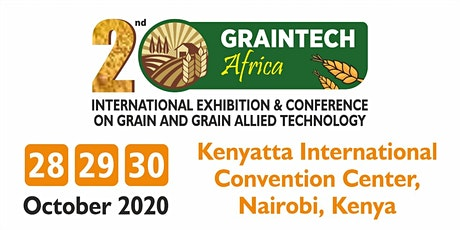 Graintech Africa tickets