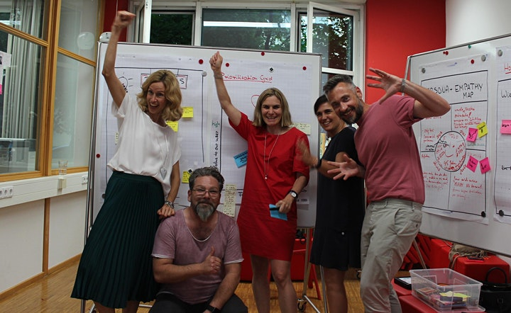 Design Thinking Workshop: Bild