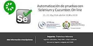 Curso on line: Automatización de pruebas con Selenium...
