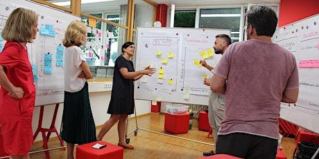 Design Thinking & GO GREEN tickets