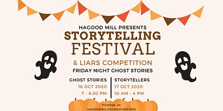 Storytelling Festival &  Liar's Competition tickets