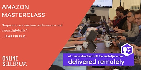 Amazon Masterclass Training Course - Sheffield tickets
