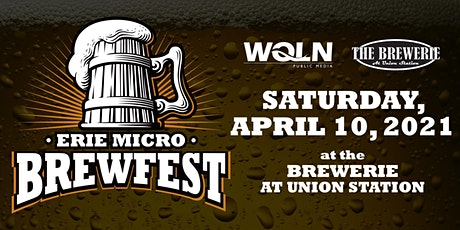 Erie Micro Brew Festival tickets