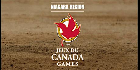 Victoria ID Camp* -- Team BC Softball Women's --  2021 Canada Summer Games tickets