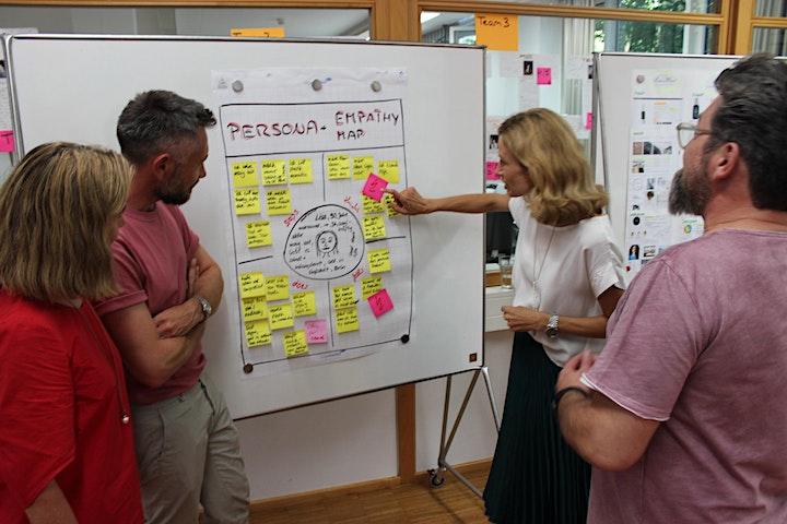 Design Thinking & GO GREEN: Bild