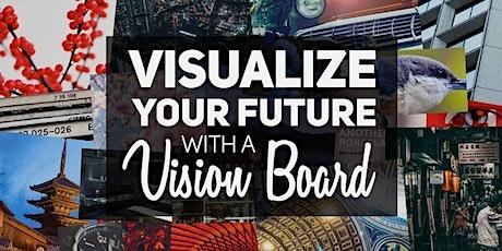 VISION BOARD VIRTUAL WORKSHOP tickets