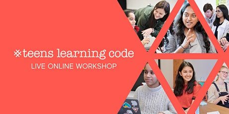 Online TeensLC: Webmaking w/ HTML & CSS (Ages 13 - 17)-Virtual Room 03-CF tickets