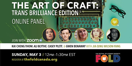 FOLD 2020: The Art of Craft (Trans Brilliance Edition) tickets