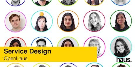 Service Design OpenHaus | Free Online Info Session tickets