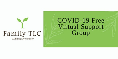 Family TLC Virtual Support Group tickets