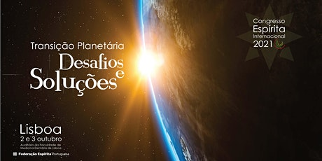 Congresso Espirita Internacional 2021 tickets