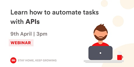 Learn how to automate tasks with APIs | Le Wagon Rio tickets