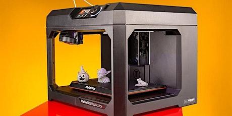 SAMSAT Online  3D Printing:  Past, Present, and Future tickets