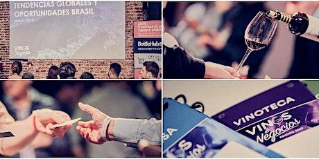 Expo Vinos & Negocios 2020 - Exclusivo Sommeliers entradas
