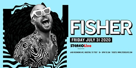 Fisher - Stereo Live Houston tickets