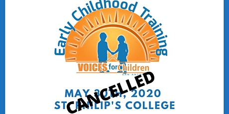 9th Annual Early Childhood Training at St. Philip's College tickets
