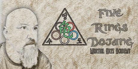 Five Rings Dojang Online Workshops tickets