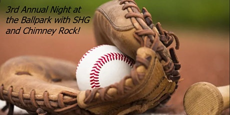 Annual Night at the Ballpark with SHG and Chimney Rock tickets
