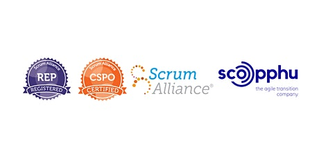 LIVE ONLINE | CSPO® Certified Scrum Product Owner bilhetes