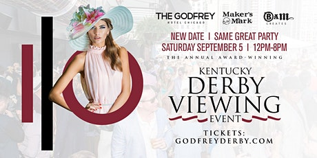 I|O Godfrey Kentucky Derby Viewing Event 2020 tickets