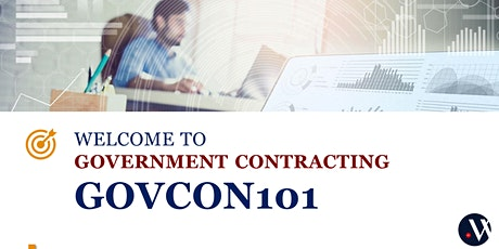 Learn How to Contract for the Government! tickets