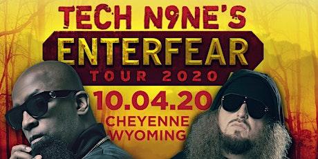 Tech N9ne LIVE in Cheyenne!