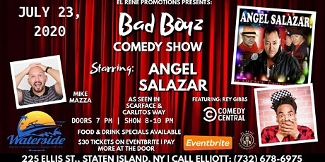 Bad Boyz Comedy Show tickets