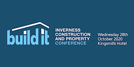Build It Inverness - Construction and Property Conference tickets