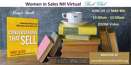 WiSNH Virtual May Book Club  tickets