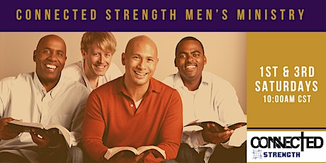 Connected Strength Men's Ministry (Online) tickets