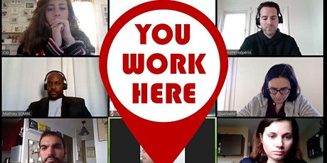 Matinale du réseau d'affaires You Work Here (par visio) billets