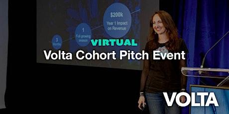 Virtual Volta Cohort Pitch Event – Spring Edition  tickets