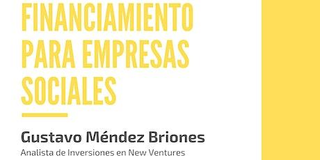 Emprendimiento e Innovación Social 2 tickets
