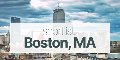 Shortlist Boston Amplifier Event tickets