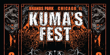 *CANCELLED* Kuma's Fest @ Brands Park tickets