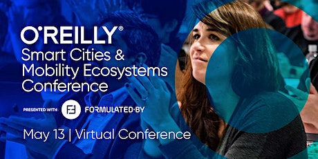 Smart Cities | Virtual Conference tickets
