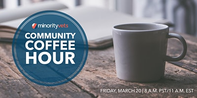 Minority Vets Community Coffee Hour