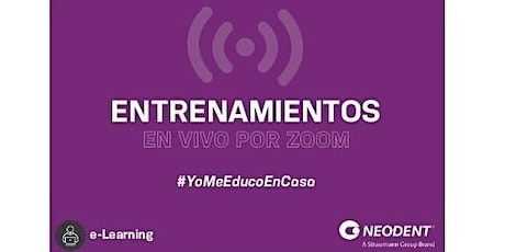 Neodent® E-Learning 20 de Abril tickets