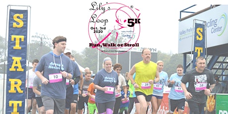 Lily's Loop Walk/Run - Volunteer Registration 2020 tickets