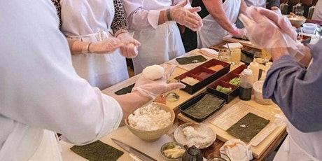 Private Sushi Class for 8 Guests tickets