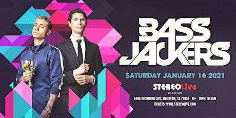 Bassjackers - Stereo Live Houston tickets