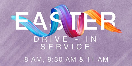 Easter Drive-In Service tickets