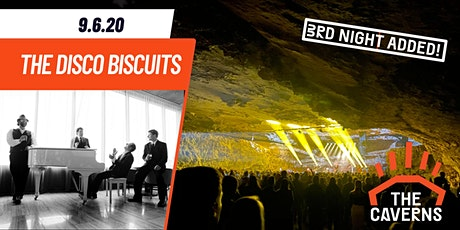 The Disco Biscuits in The Caverns - Sunday tickets
